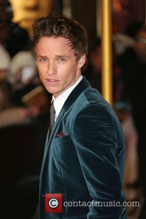 Eddie Redmayne and Empire Leicester Square