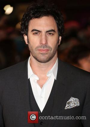 Sasha Baron Cohen World Premiere of 'Les Miserables' held at the Odeon & Empire Leicester Square - Arrivals London, England...