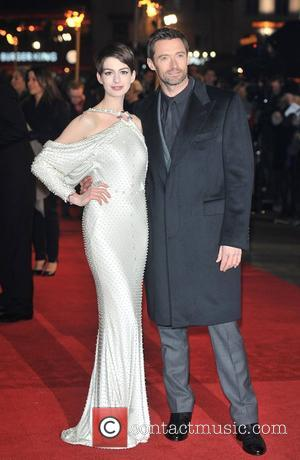 Hugh Jackman, Anne Hathaway and Empire Leicester Square