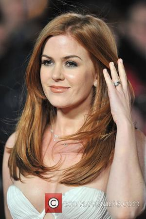 Isla Fisher Les Miserables World Premiere held at the Odeon & Empire Leicester Square - Arrivals. London, England - 05.12.12