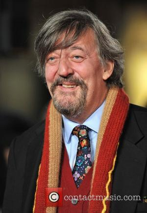 Stephen Fry and Empire Leicester Square