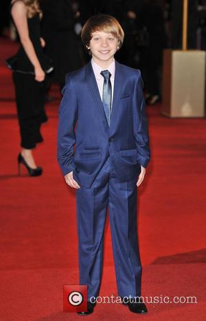 Daniel Huttlestone Les Miserables World Premiere held at the Odeon & Empire Leicester Square - Arrivals. London, England - 05.12.12