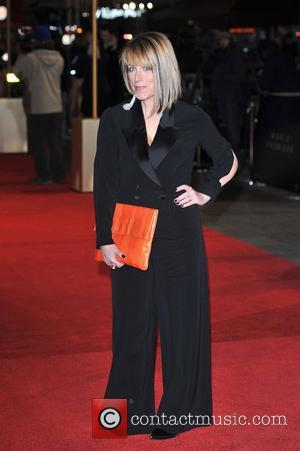 Fay Ripley and Empire Leicester Square