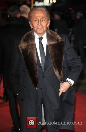 Valentino Garavani and Empire Leicester Square