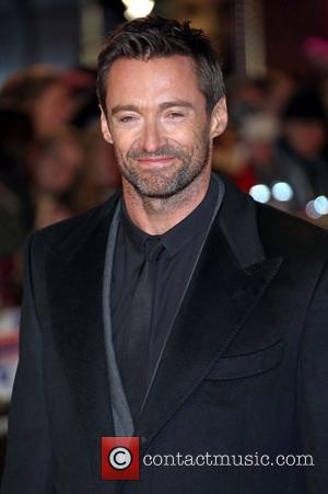 Hugh Jackman and Empire Leicester Square
