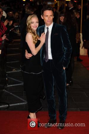 Amanda Seyfried, Eddie Redmayne and Empire Leicester Square
