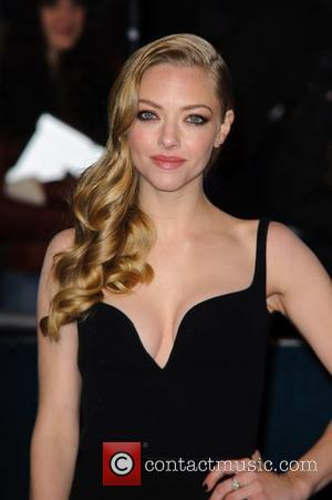 Amanda Seyfried and Empire Leicester Square