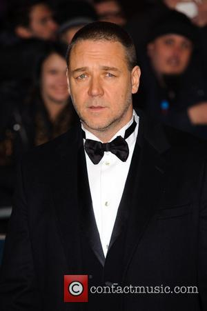 Russell Crowe and Empire Leicester Square