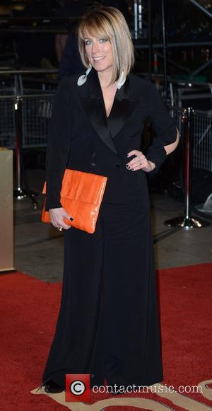 Fay Ripley, Les Miserable, Odeon, Leicester Square, London and England