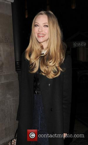Amanda Seyfried, Empire Cinema, Leicester Square and Les Miserables