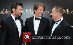 Hugh Jackman, Russel Crowe and Tom Hopper