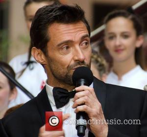 Hugh Jackman, Les Miserables Premiere, Sydney