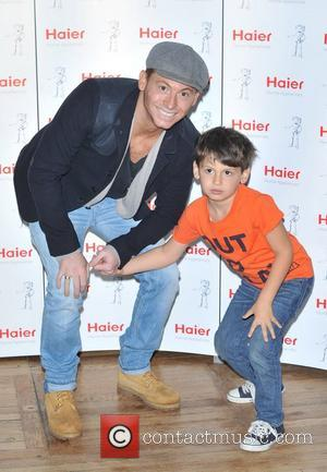 Joe Swash Let Children Dream party held at the Science Museum - Arrivals London, England - 13.10.12