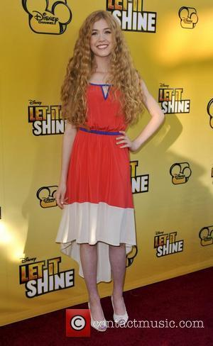Katherine McNamara Disney's 'Let It Shine' premiere held at The Directors Guild Of America Los Angeles, California - 05.06.12