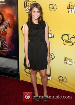 Maia Mitchell Disney's 'Let It Shine' Premiere held at The Directors Guild Of America Los Angeles, California - 05.06.12