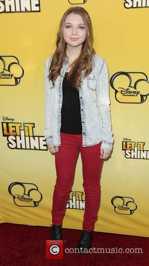 Sammi Hanratty Disney's 'Let It Shine' Premiere held at The Directors Guild Of America Los Angeles, California - 05.06.12