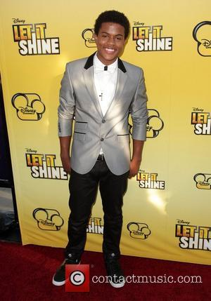 Trevor Jackson Disney's 'Let It Shine' Premiere held at The Directors Guild Of America Los Angeles, California - 05.06.12