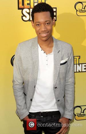 Tyler James Williams Disney's 'Let It Shine' Premiere held at The Directors Guild Of America Los Angeles, California - 05.06.12