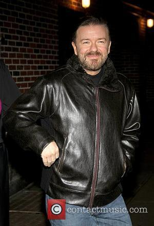 Ricky Gervais Thrilled With Elephant Ban