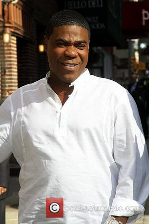 Tracy Morgan Sings During Sushi Supper