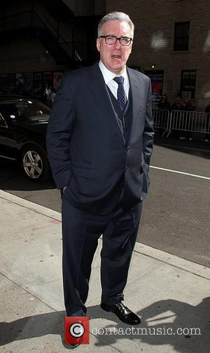Keith Olbermann Tells David Letterman: I Screwed Up