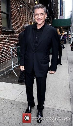 Craig Ferguson 'The Late Show with David Letterman' at the Ed Sullivan Theater - Departures New York City, USA -...