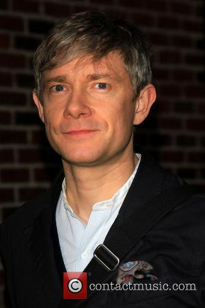 Martin Freeman Went Hairless To Wear Prosthetic Hobbit Feet