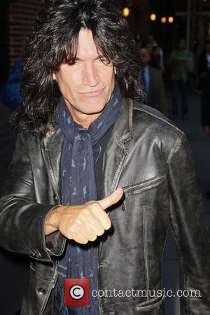 Tommy Thayer, Kiss and Ed Sullivan Theatre
