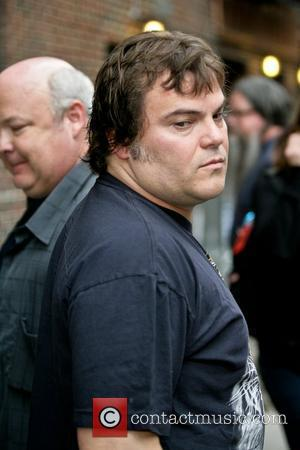 Kyle Gass, Jack Black and Tenacious D