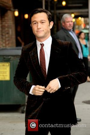 Joseph Gordon-Levitt The Late Show with David Letterman held at the Ed Sullivan Theatre - Arrivals New York City, USA...