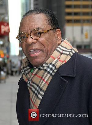 John Witherspoon and Ed Sullivan Theatre