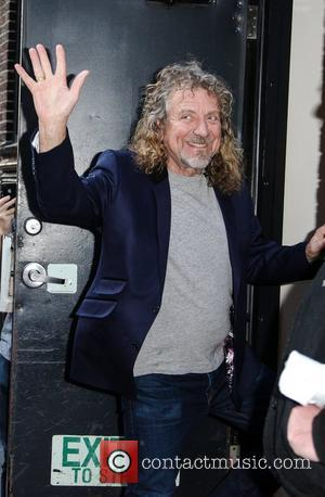 Celebration Day! Robert Plant Hints At Led Zeppelin Reunion for 2014