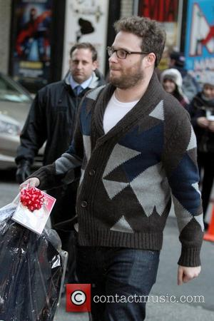 Seth Rogen Suffers Embarrassing Health Scare
