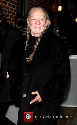 Willie Nelson  'The Late Show with David Letterman' at the Ed Sullivan Theater - Arrivals New York City, USA...