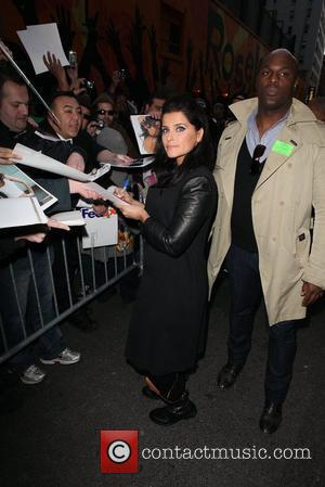 Nelly Furtado, Ed Sullivan and The Late Show With David Letterman