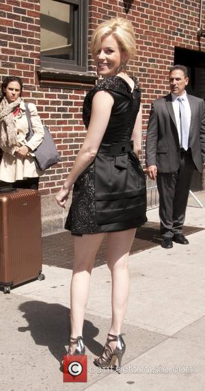 Elizabeth Banks Felt Like A Liar Denying Pregnancy Rumours