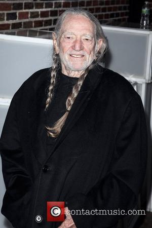 Willie Nelson  'The Late Show with David Letterman' at the Ed Sullivan Theater - Arrivals  New York City,...