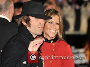 Liam Gallagher and Nicole Appleton 56th BFI London Film Festival - 'The Rolling Stones: Crossfire Hurricane' - Gala Screening -...