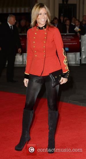 Nicole Appleton 56th BFI London Film Festival - 'The Rolling Stones: Crossfire Hurricane' - Gala Screening - Arrivals London, England...