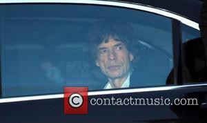 Mick Jagger 56th BFI London Film Festival - 'The Rolling Stones: Crossfire Hurricane' - Gala Screening - Arrivals London, England...