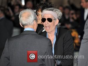 Charlie Watts, Keith Richards and Rolling Stones