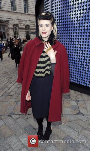Kate Nash and London Fashion Week
