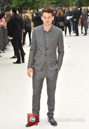 Jeremy Irvine London Fashion Week: Burberry Spring/Summer 2012 Fashion Show held at Kensington Gardens - Arrivals. London, England - 17.09.12