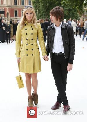 Suki Waterhouse and Miles Kane London Fashion Week Spring/Summer 2013 - Burberry - Arrivals London, England - 17.09.12
