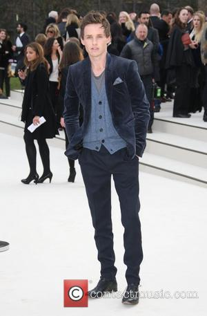 Eddie Redmayne and London Fashion Week