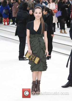 Vivian Hsu and London Fashion Week