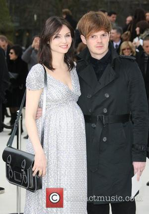 Sophie Ellis Bextor and husband Richard Jones London Fashion Week - Autumn/Winter 2012 - Burberry - Arrivals London, England -...