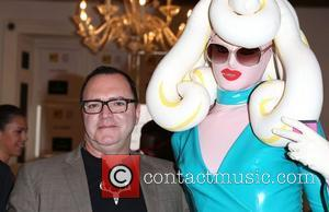 Madonna's brother, Christopher Ciccone with conceptual artist, Pandemonia London Fashion Week Spring/Summer 2013- Nico Didonna and The Ciccone Collection held...