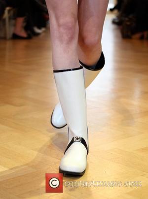 Model, Madonna and London Fashion Week