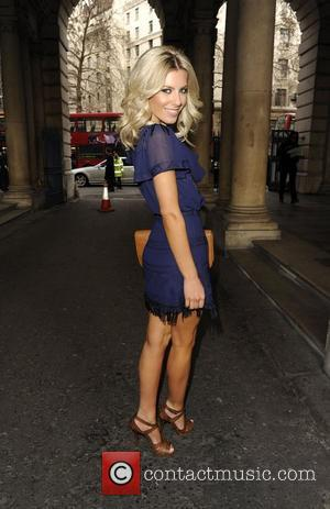 Mollie King and London Fashion Week